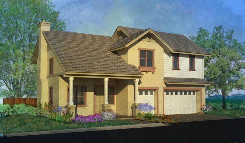LaVigna Plan 15A Rendering