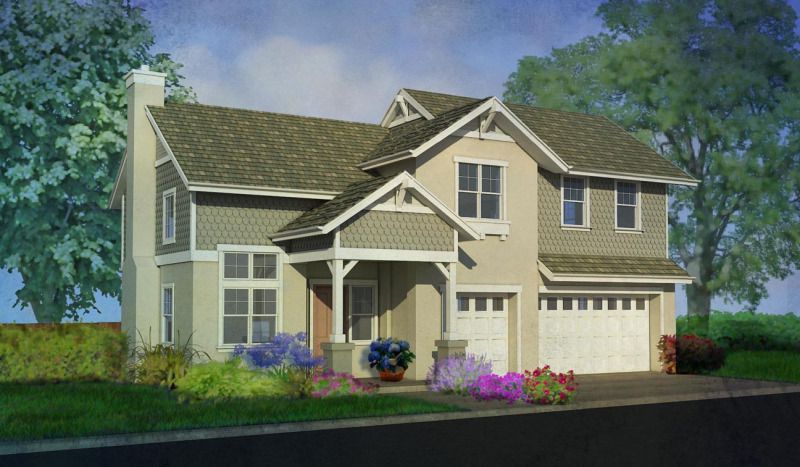 LaVigna Plan 16A Rendering